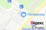 Схема проезда до компании СССР ТАКСИ в Москве
