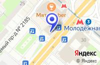 Схема проезда до компании АПТЕКА БЛАГО в Москве