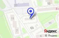 Схема проезда до компании НОТАРИУС СУРОВЦЕВА О.А. в Москве