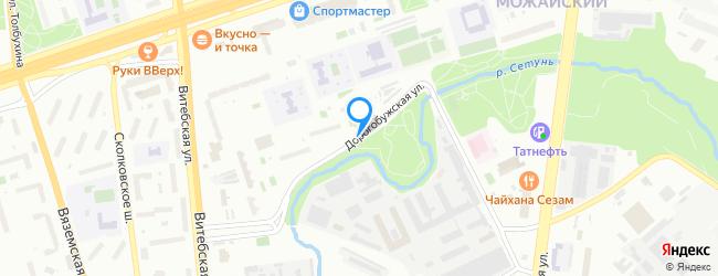 Дорогобужская улица