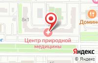 Схема проезда до компании Империя Графики в Москве