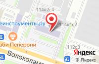 Схема проезда до компании Содействие Занятости Граждан в Москве