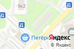 Схема проезда до компании Ricci в Москве