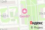 Схема проезда до компании Наран в Москве