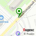 Местоположение компании Ремонтная зона Тушино-Авто