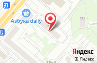 Схема проезда до компании Быт-Арсенал в Москве