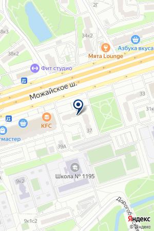 АВТОТРАНСПОРТНАЯ КОМПАНИЯ GTO INTERNATIONAL B.V. на карте Можайска