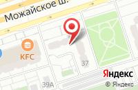 Схема проезда до компании Элитпост в Москве