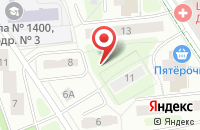 Схема проезда до компании Агентство 507 в Москве