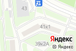Схема проезда до компании Магазин сувениров из дерева в Москве