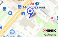 Схема проезда до компании ОБУВНОЙ МАГАЗИН в Москве