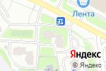 Схема проезда до компании Flintec в Москве