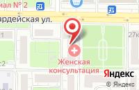 Схема проезда до компании Издательство ДИМОК в Москве