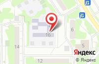 Схема проезда до компании Детский сад №44 в Химках