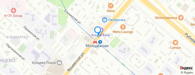 площадь Академика Петрова