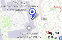 Схема проезда до компании АВТОШКОЛА ТОРСИОН в Москве