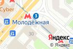Схема проезда до компании Вино-водочные изделия в Москве