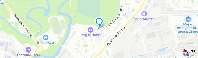 проезд Донелайтиса