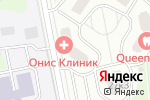Схема проезда до компании Агентство безопасности ГРАНИТ в Москве
