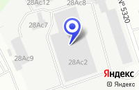 Схема проезда до компании АВТОТРАНСПОРТНАЯ КОМПАНИЯ ЕВРОТРАНС-М в Москве