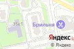 Схема проезда до компании Сходненский ковш в Москве