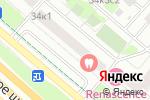 Схема проезда до компании Оборудование Интернейшенел в Москве
