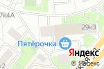 Схема проезда до компании Аквагрунт в Москве