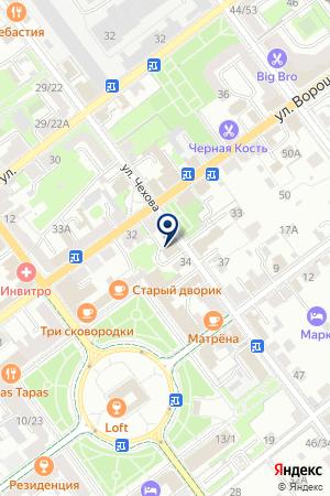 АГЕНТСТВО НЕДВИЖИМОСТИ РУССКИЙ ДОМ на карте Чехова