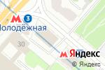 Схема проезда до компании БПО в Москве