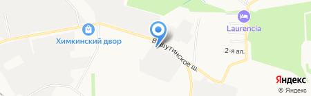 СтройСервис на карте Химок