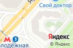 Схема проезда до компании Северные морепродукты в Москве