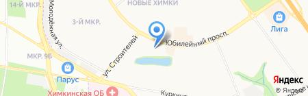 ПрофСнаб МСК на карте Химок