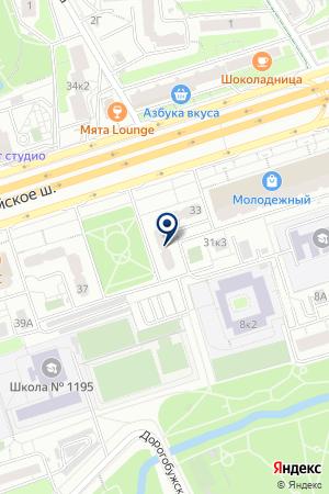 SMITHS на карте Можайска