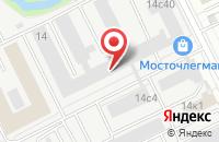 Схема проезда до компании Евро Оптикал Диск в Москве