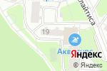 Схема проезда до компании Тут Свет в Москве
