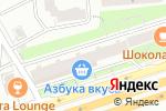 Схема проезда до компании Дело в шляпе в Москве