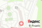 Схема проезда до компании Московская Городская Служба Недвижимости в Москве