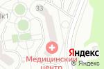 Схема проезда до компании Дали в Москве