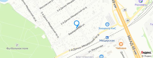 Варваринская улица