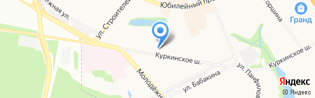 Средняя общеобразовательная школа №2 на карте Химок