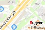 Схема проезда до компании КараокеMix в Москве