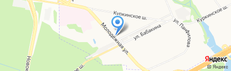 Банкомат Сбербанк России на карте Химок