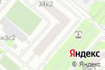 Схема проезда до компании Market IT в Москве