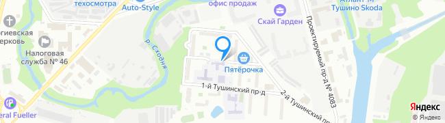 проезд Тушинский 3-й