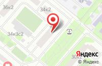 Схема проезда до компании Петромаринский Двор в Москве