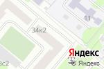 Схема проезда до компании Адвокатский кабинет Тутова Н.Д. в Москве