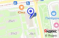 Схема проезда до компании ДЕТСКИЙ СПОРТИВНЫЙ КЛУБ ЕРМАКЪ в Москве