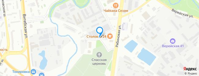 переулок Дорогобужский 2-й
