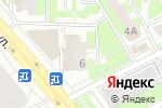 Схема проезда до компании DzagiGrow в Москве