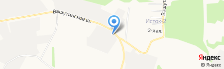 Аквафор Трейдинг на карте Химок